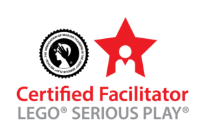 All our Trainers are Certified Facilitators in the LEGO SERIOUS PLAY method and materials